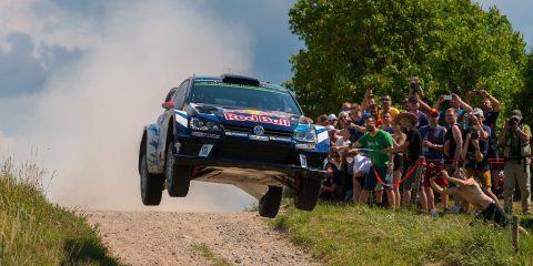Mikkelsen Rally Poland 2017
