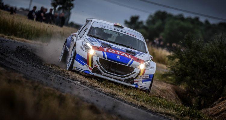 Abbring Kenotek Ypres Rally 2017