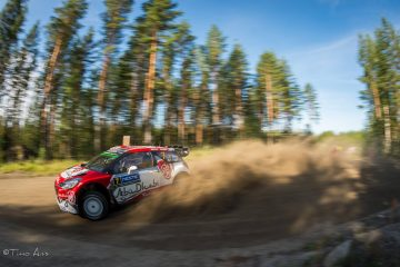 Entry List Rally Finland 2017