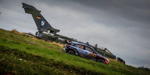 Engagés du ADAC Rallye Deutschland 2017