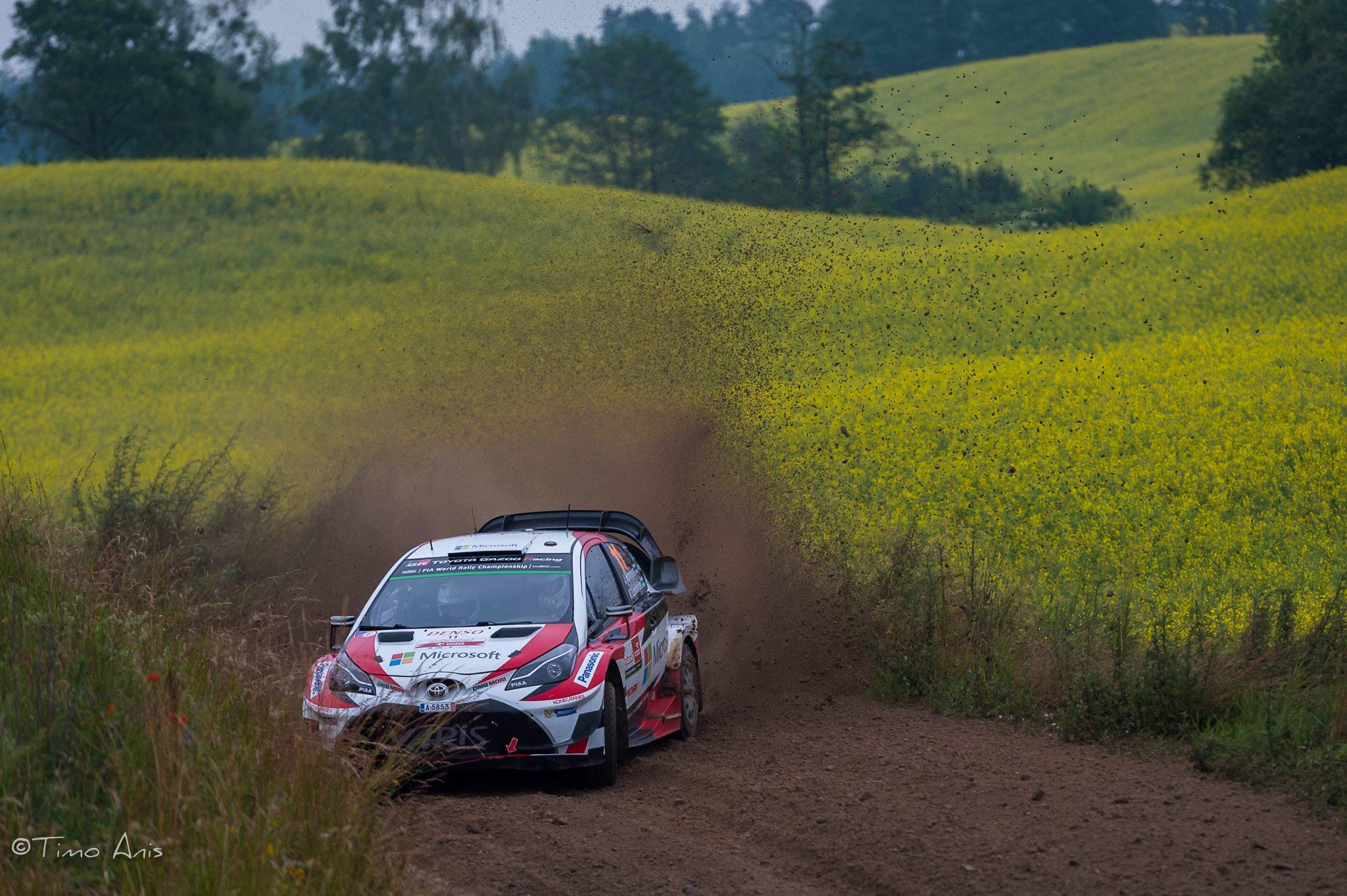 Hanninen Rally Poland 2017