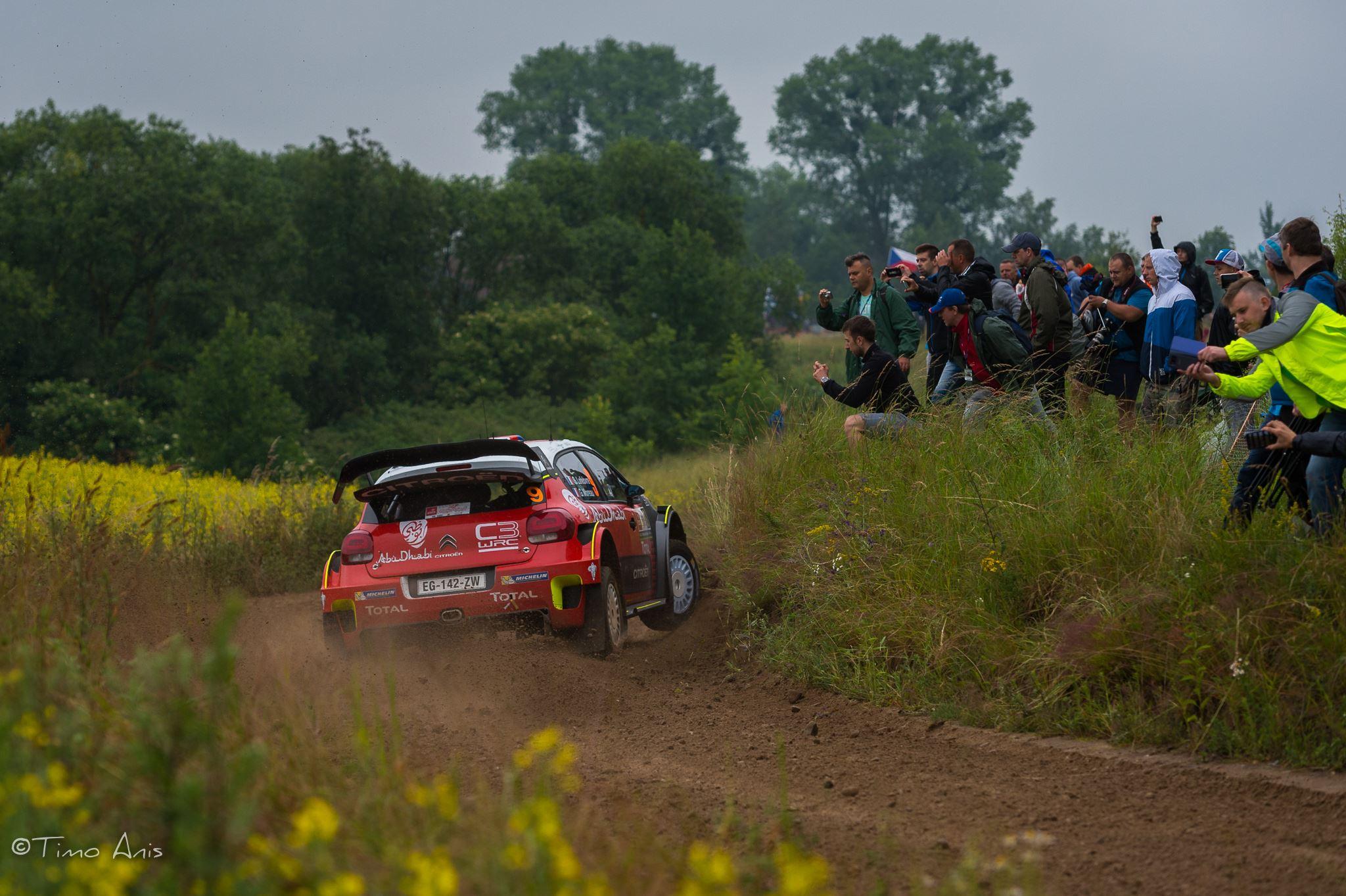 Lefebvre Rally Poland 2017