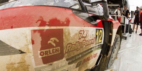 Lappi Rallye de Pologne 2017