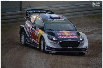 Ogier Championnat WRC