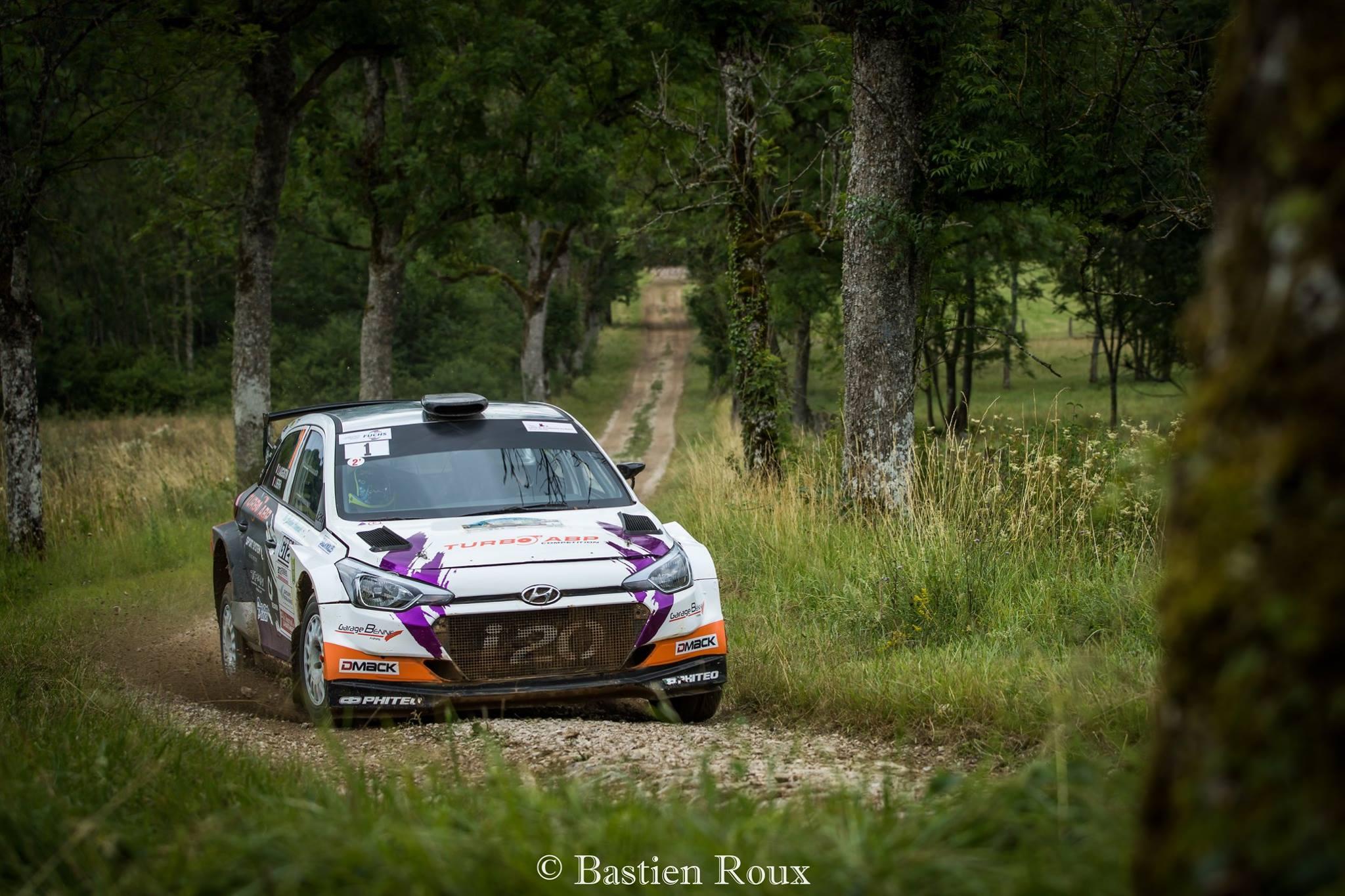 Berfa Rallye Terre de Langres 2017