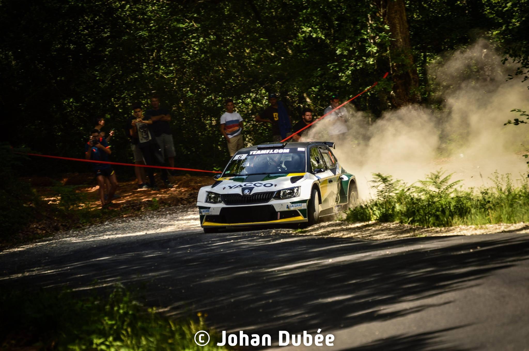 Vigion Rallye du Rouergue 2017