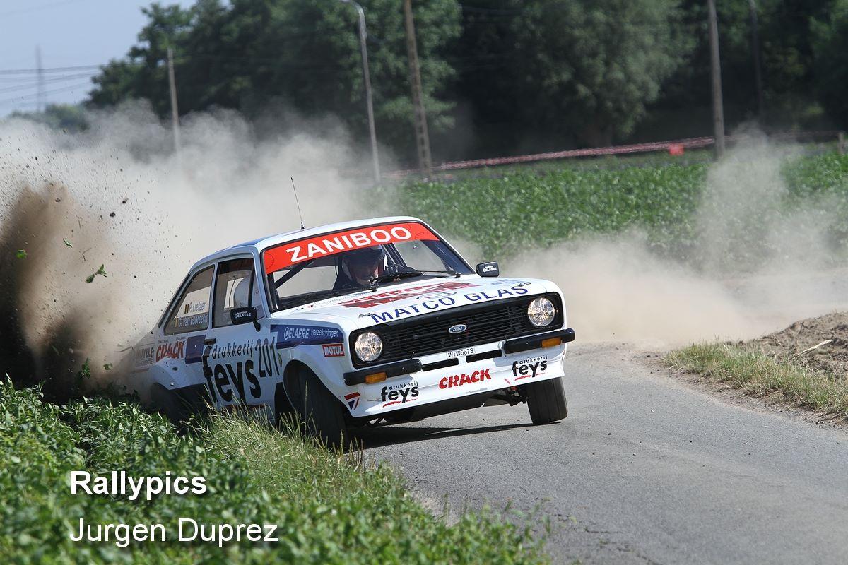 Lietaer TBR Rally 2017