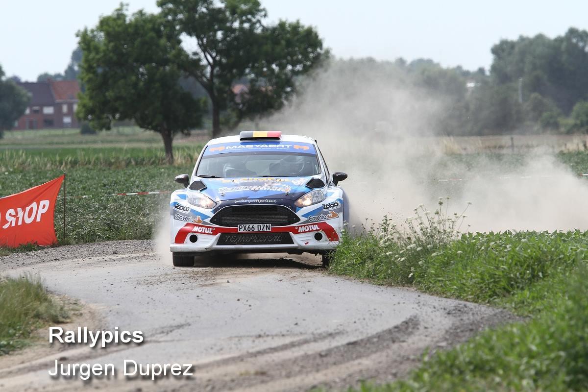 Maeyaert TBR Rally 2017