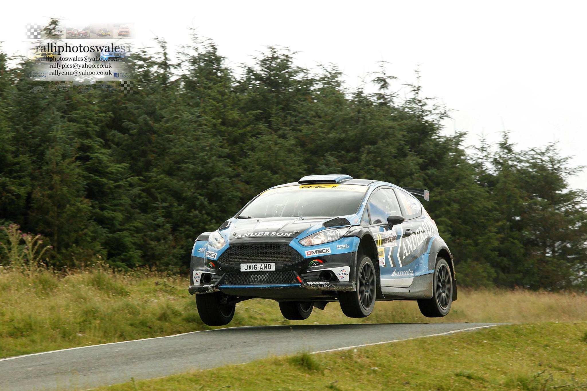 Anderson Nicky Grist Stage 2017