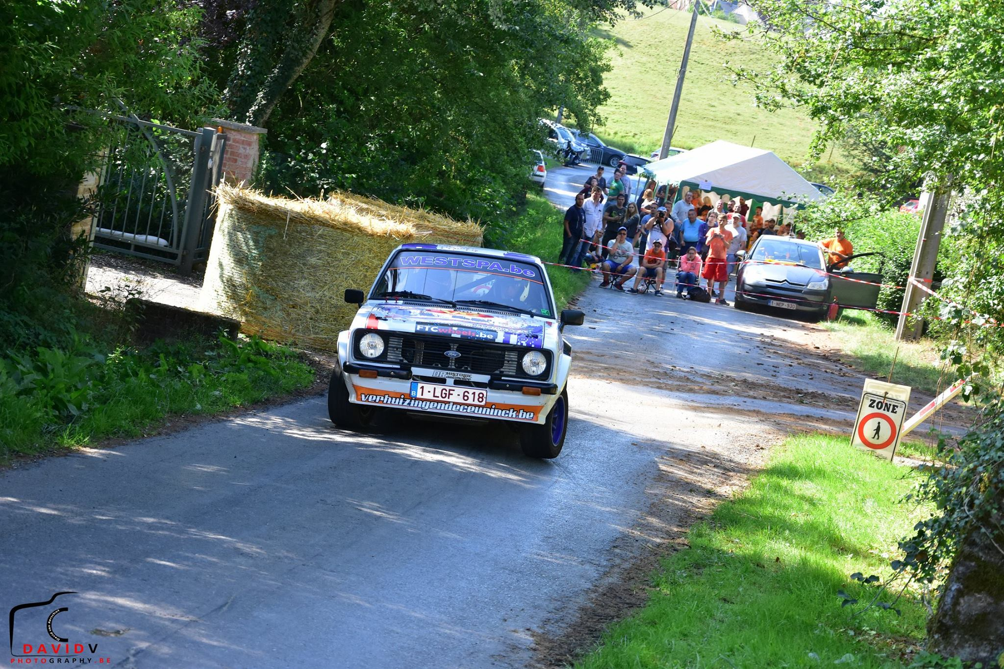 Oosterlinck Rallye-Sprint Solre Saint-Géry 2017