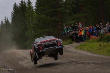 Meeke Shakedown Rally Finland 2017