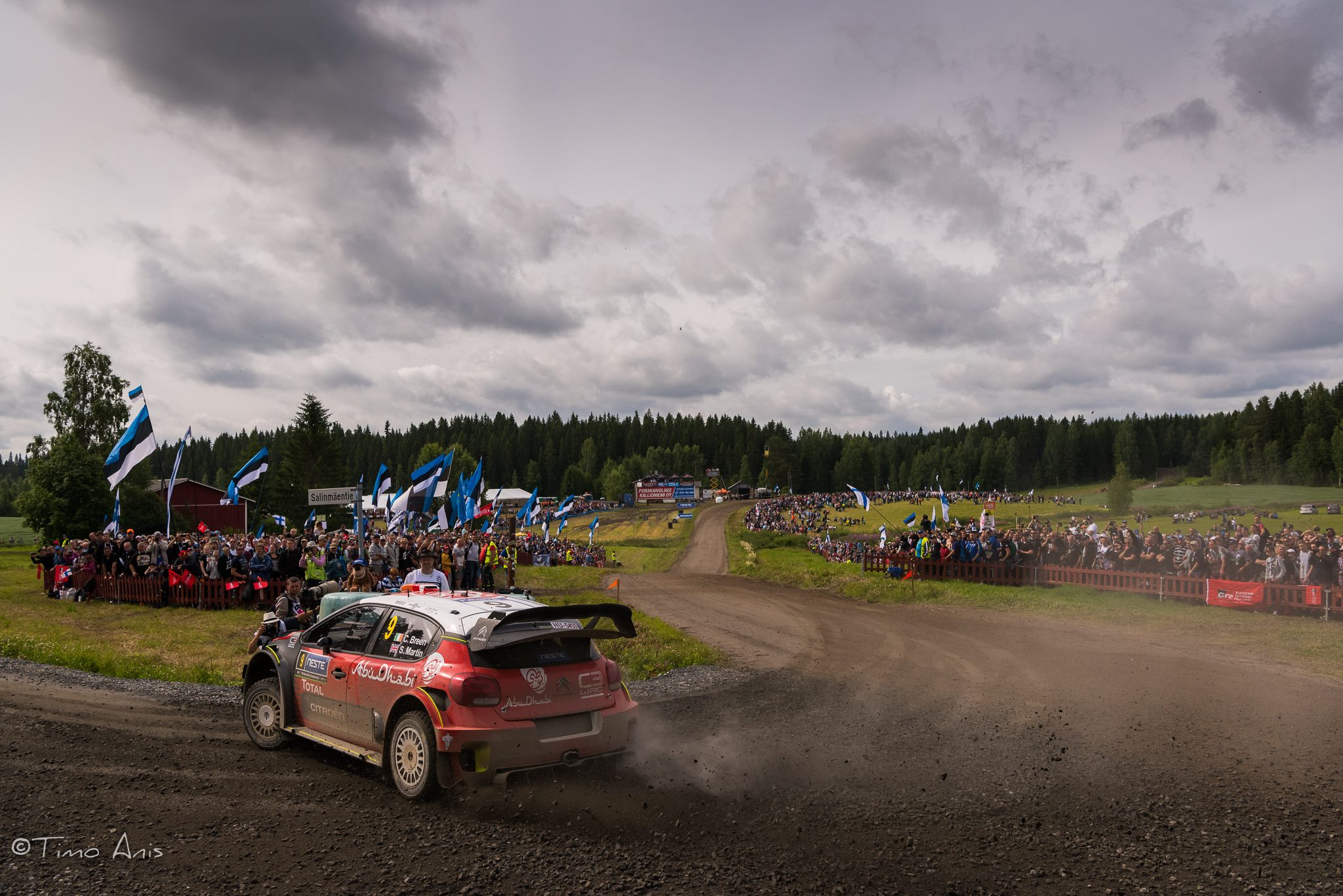 Breen NESTE Rally Finland 2017