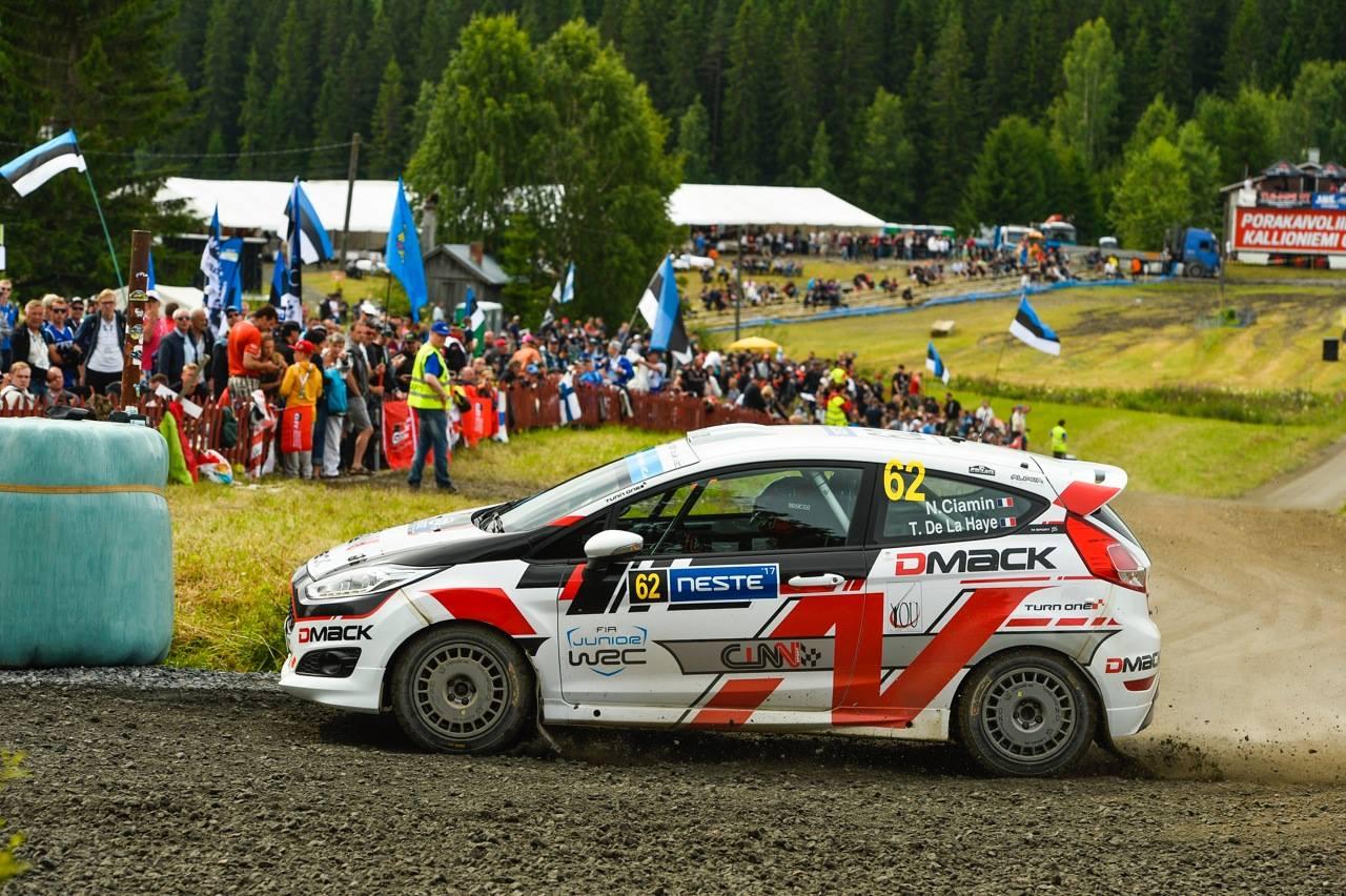 Ciamin NESTE Rally Finland 2017
