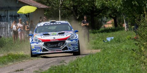 Mauffrey Rallye de la Plaine 2017