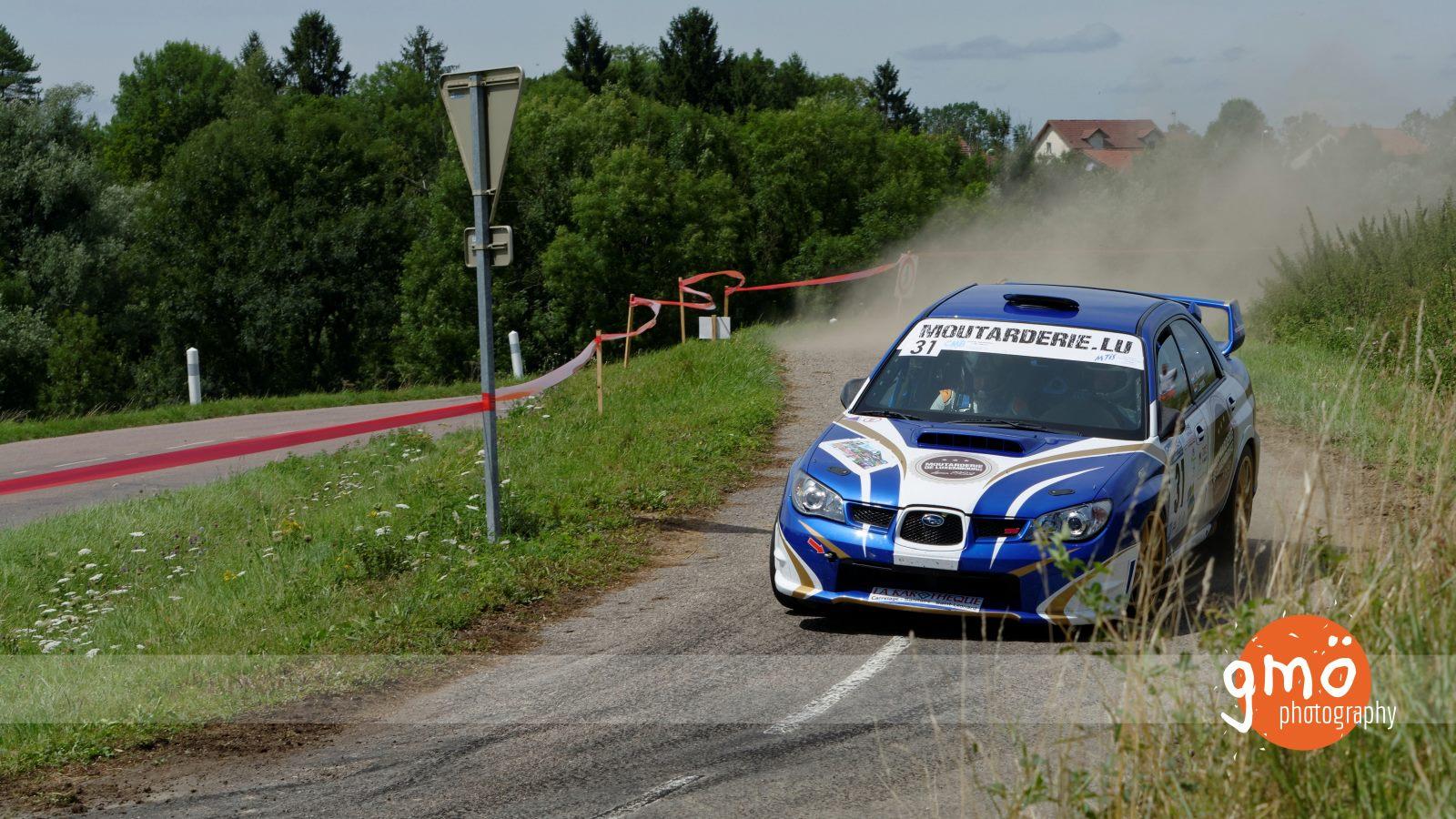 Munhowen Rallye de la Plaine 2017