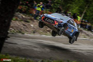Neuville Championnat du WRC