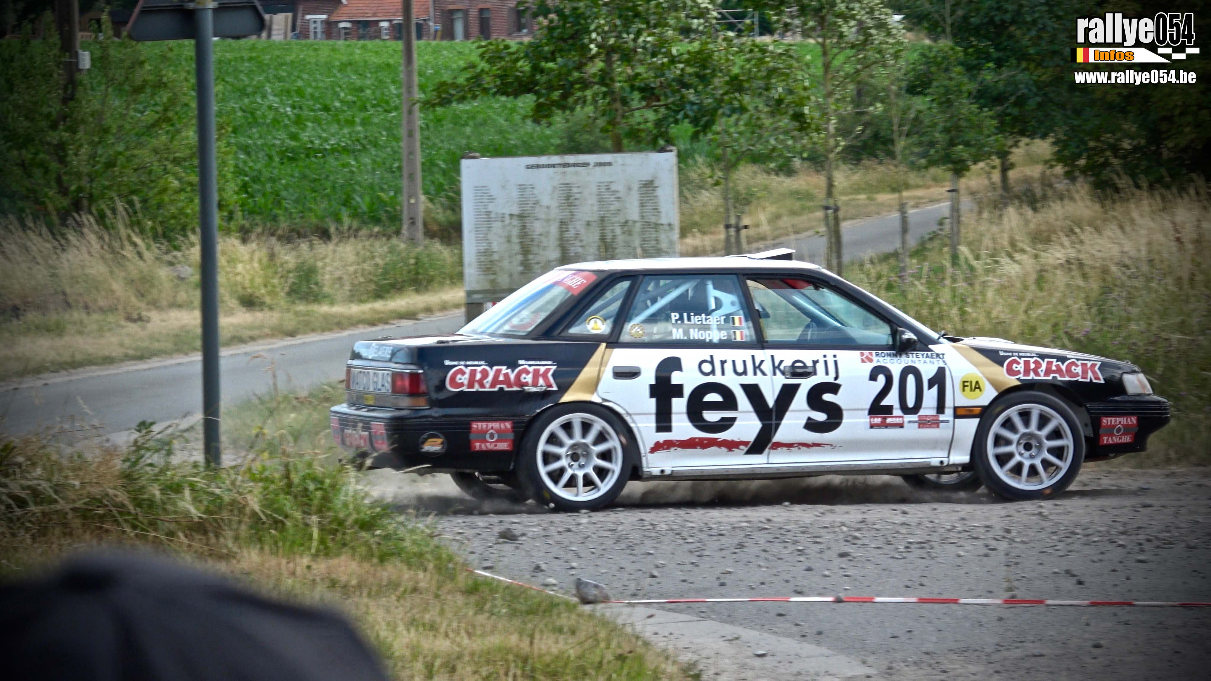 Lietaer Championnat du BRC Historic