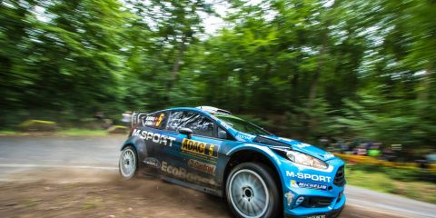 ADAC Rallye Deutschland 2017