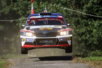 Barum Czech Rally Zlin 2017 Liste Engagés