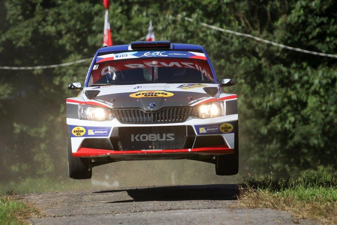 Barum Czech Rally Zlin 2017 Liste Engagés