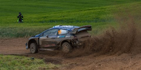 Rally Poland perd sa place WRC 2018