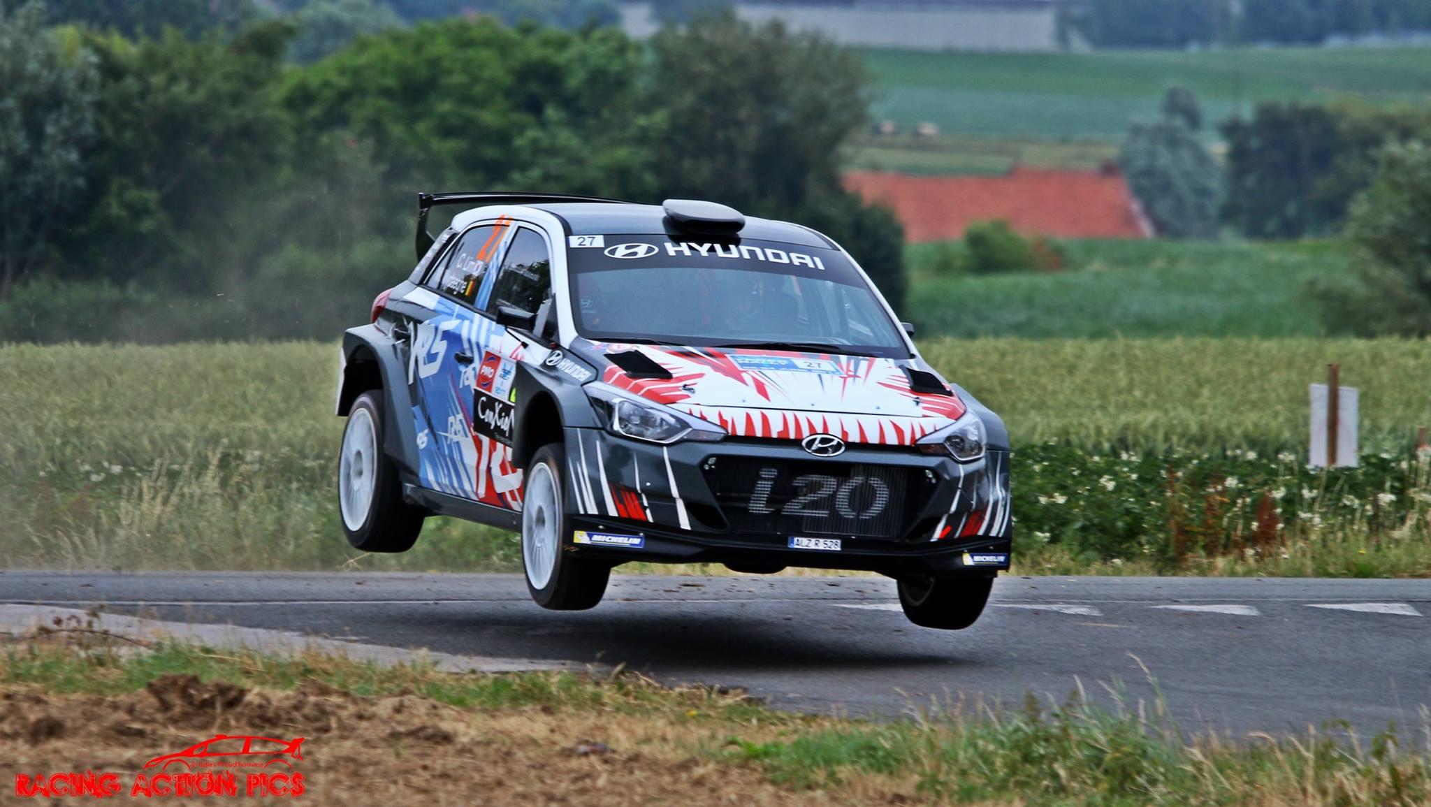 Hyundai Motorsport WRC-2 2018