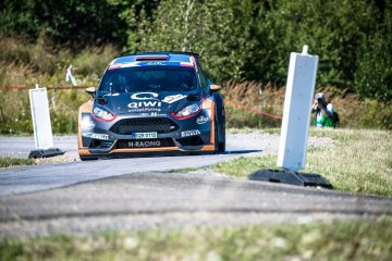 Lukyanuk Qualifications du Rally Rzeszow 2017