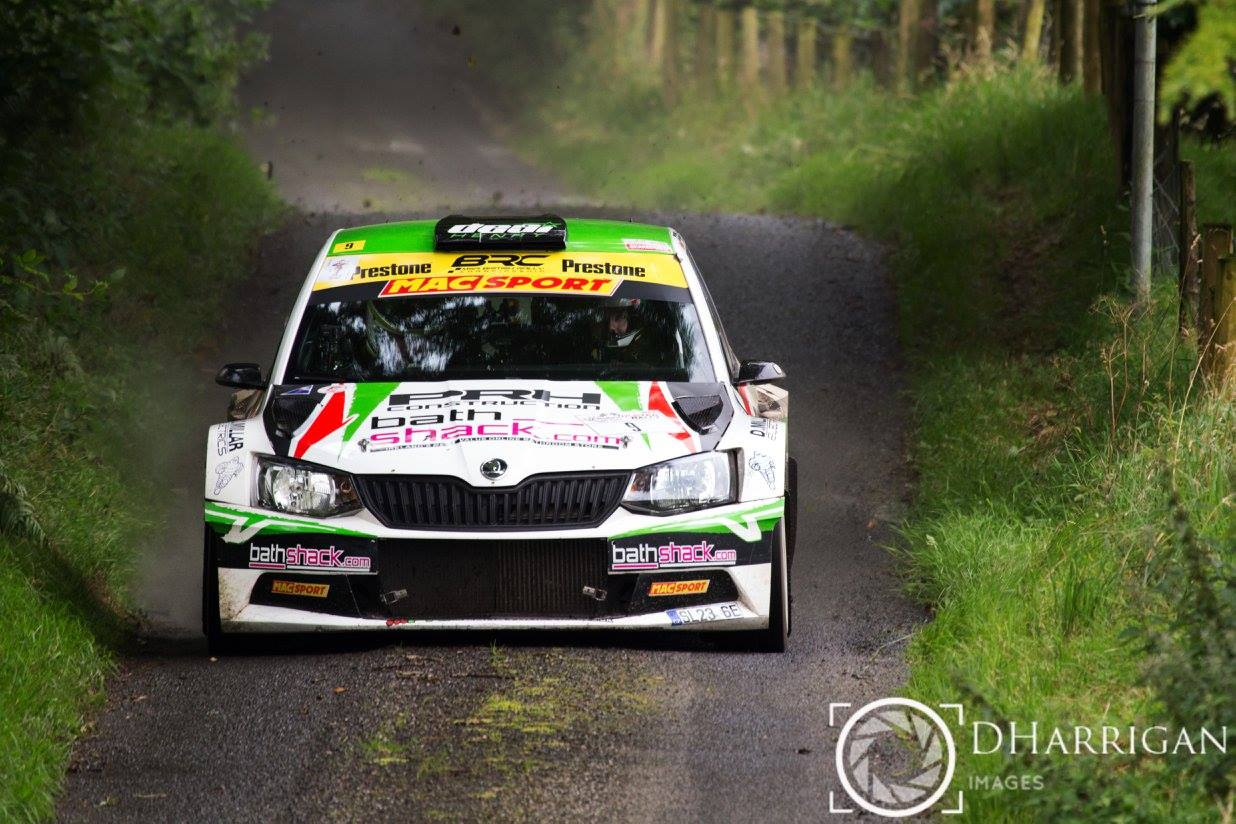 Ulster Rally 2017 Henry