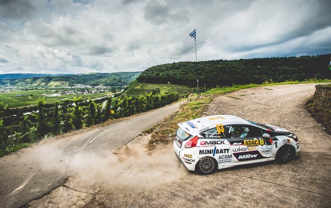 Championnat du WRC Solans