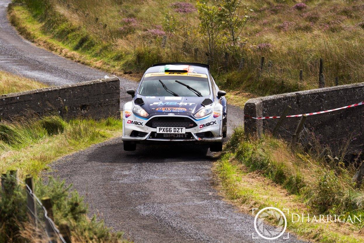 Ulster Rally 2017 Cronin