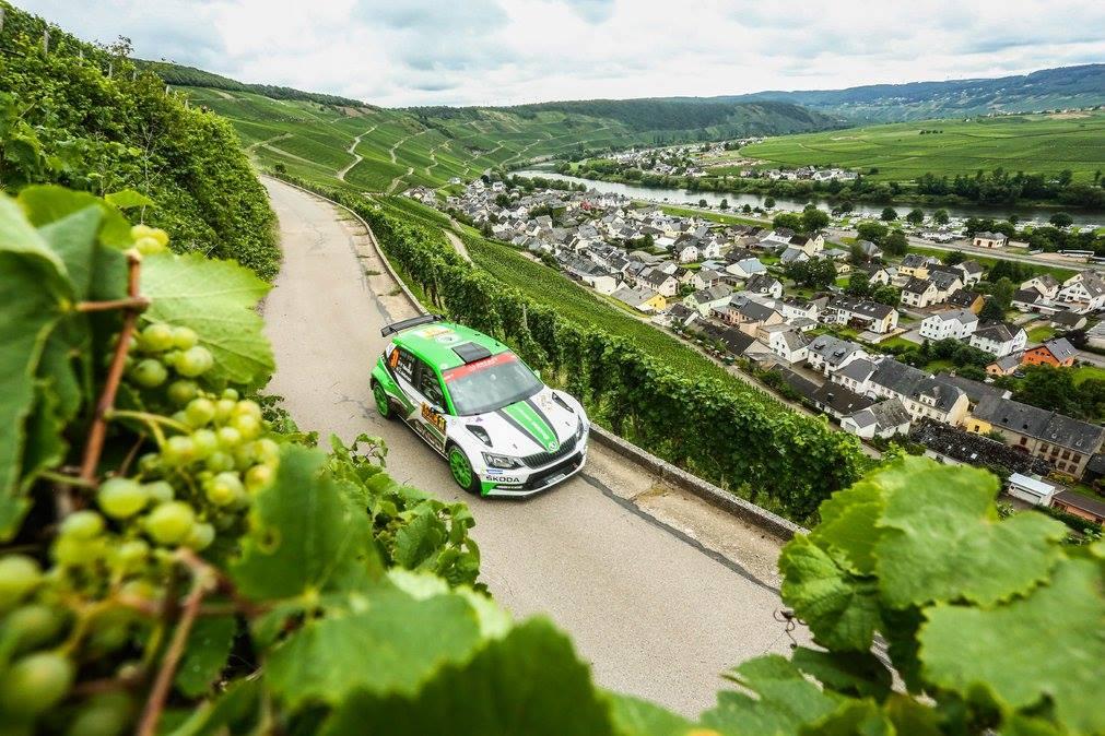 Championnat du WRC Tidemand