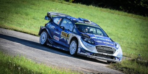Tanak ADAC Rallye Deutschland 2017