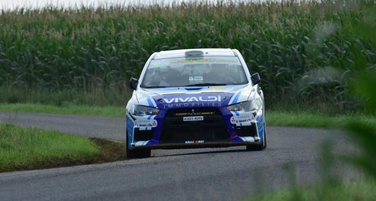 Rallye de la Famenne 2017 Collard