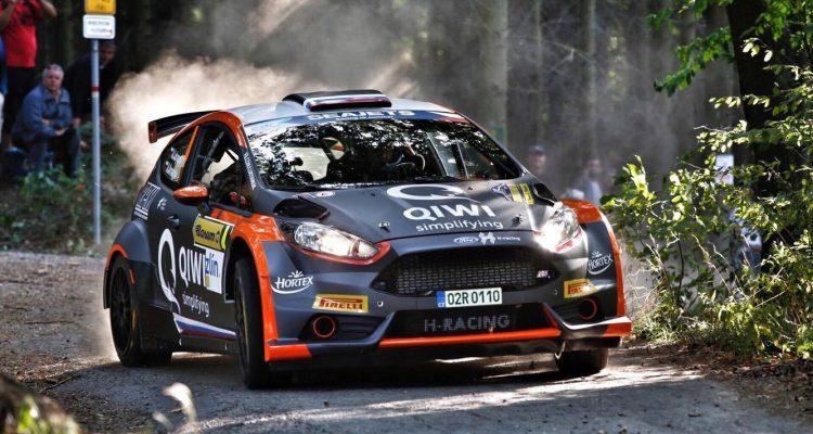 Qualifications du Barum Czech Rally Zlin 2017 Lukyanuk