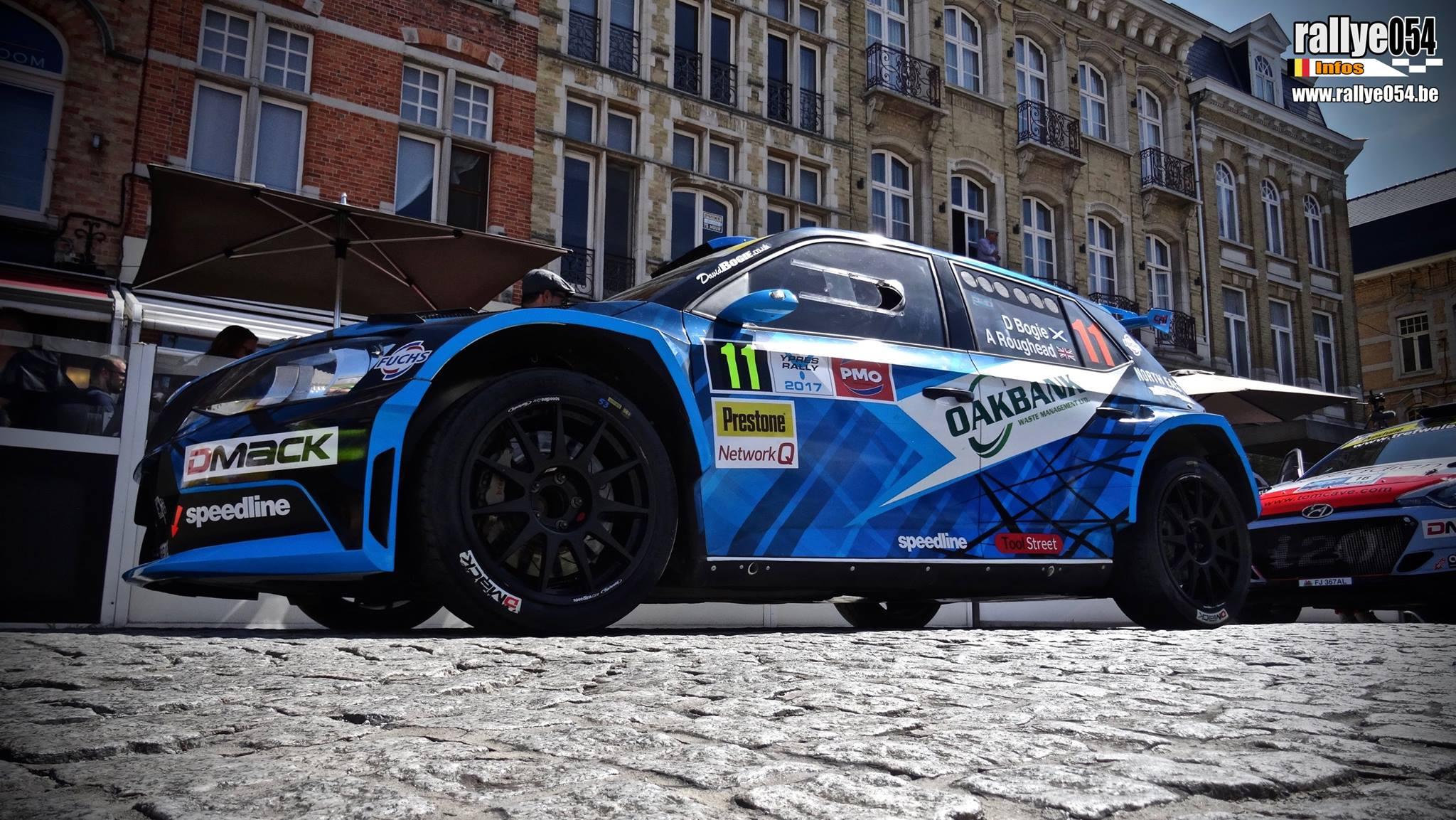 British Rally Championship 2018