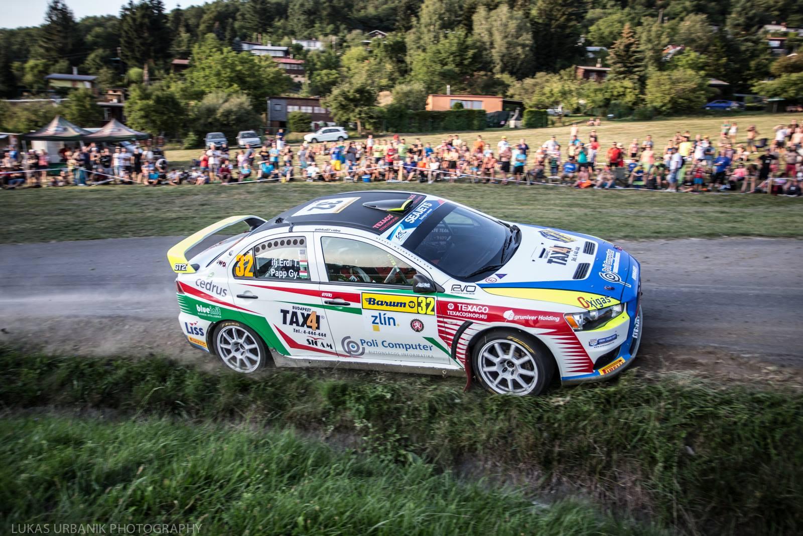 Barum Czech Rally Zlin 2017 Erdi