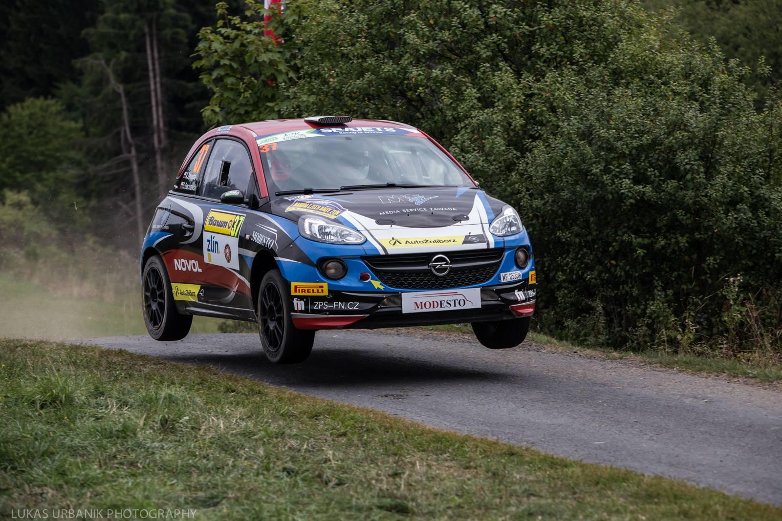 Barum Czech Rally Zlin 2017 Zawada