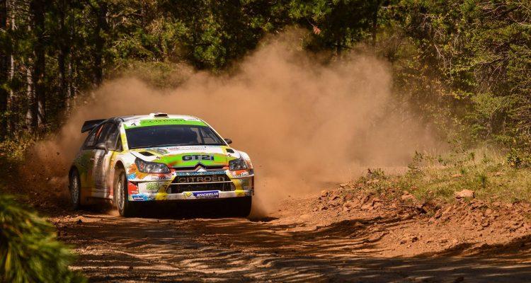 Rallye Terre de Lozère 2017 Cuoq