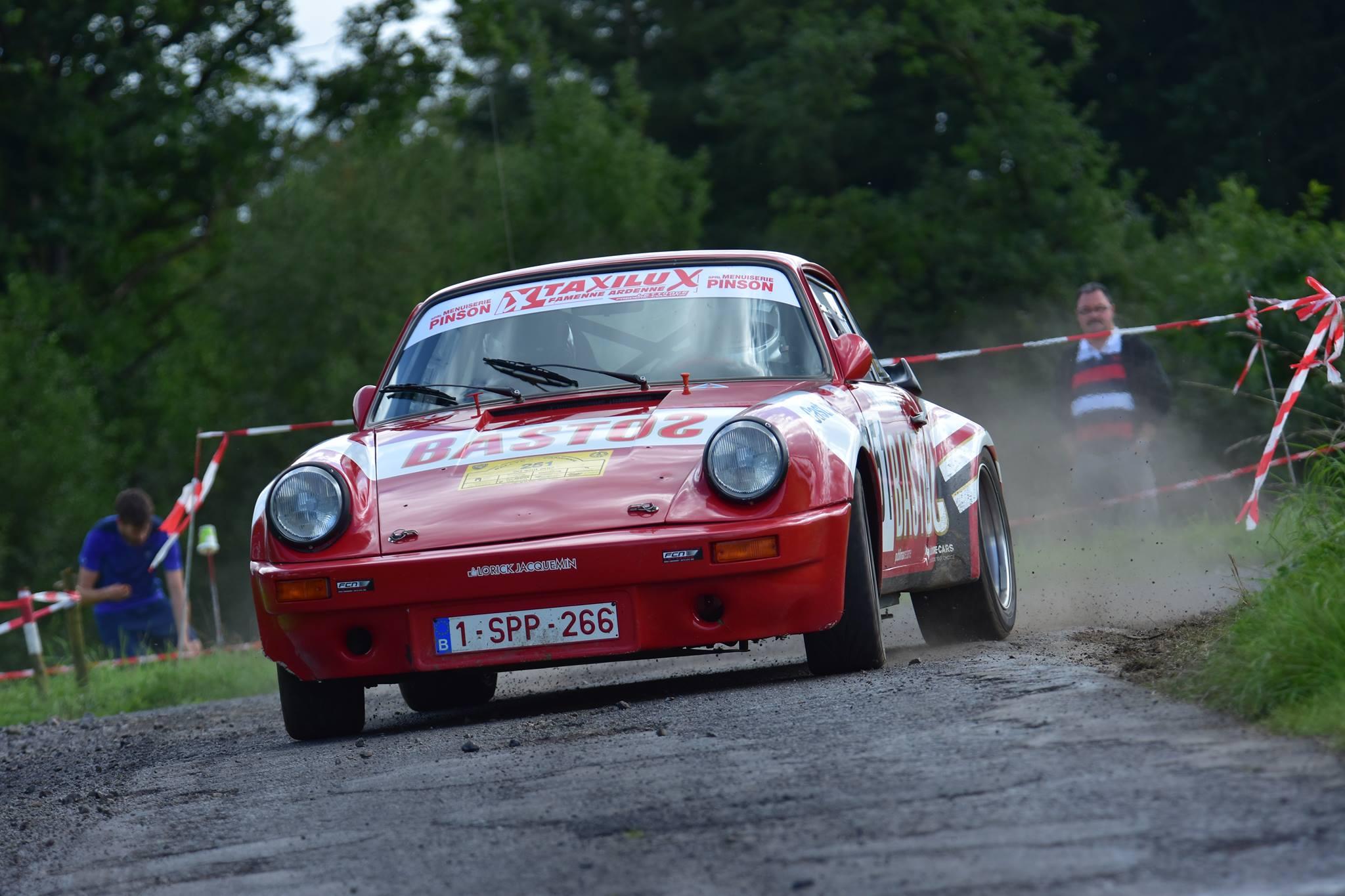 Rallye de la Famenne 2017 François