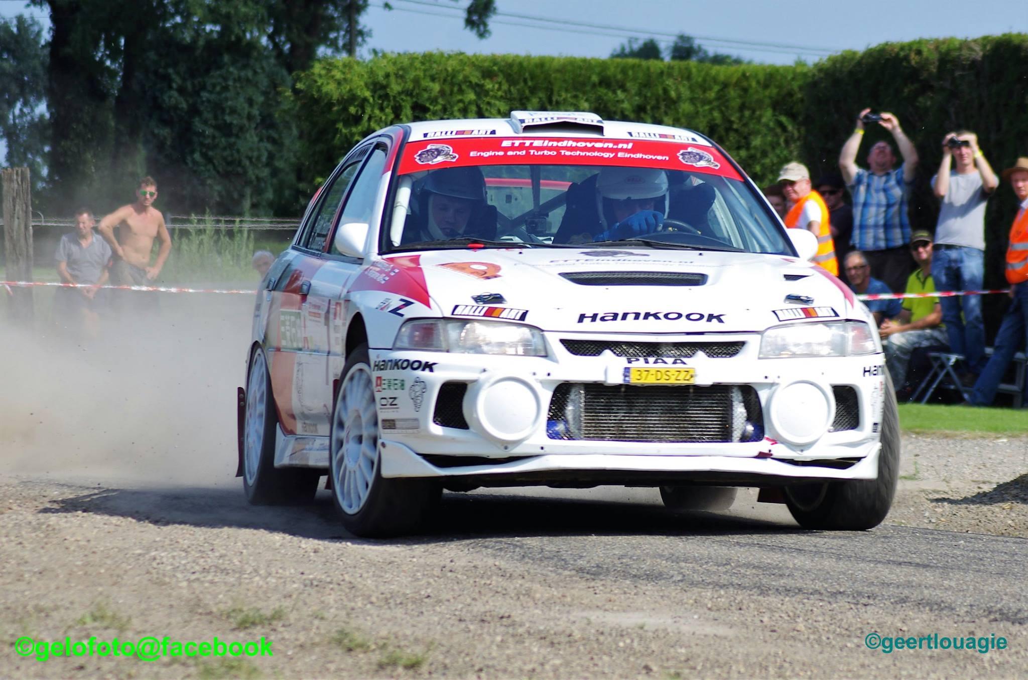 Short Rally van Kasterlee 2017 Van Hoof