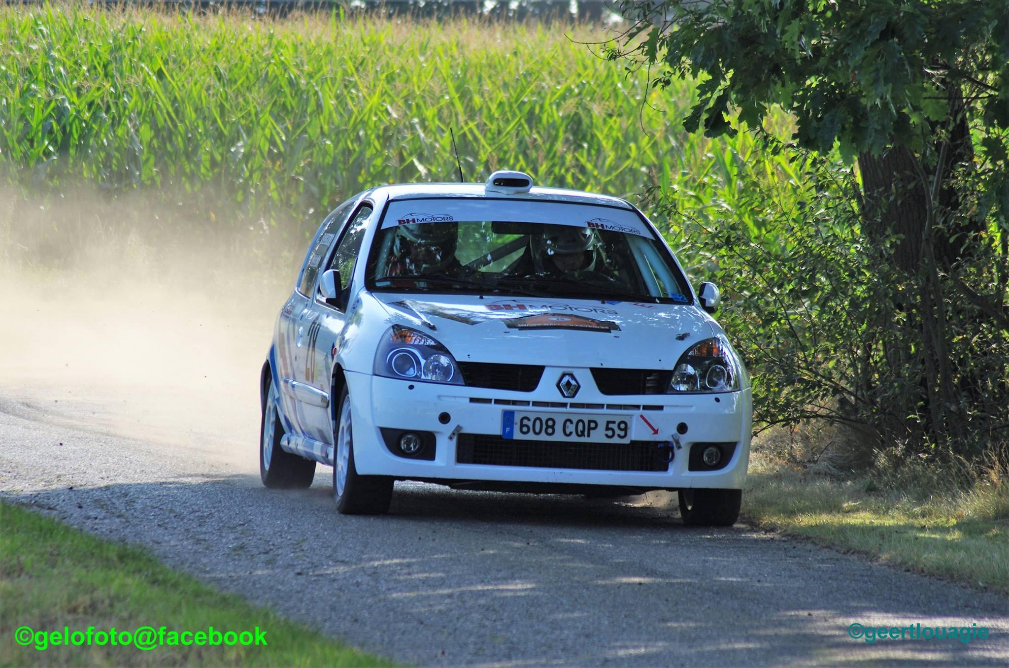 Short Rally van Kasterlee 2017 Tjoens
