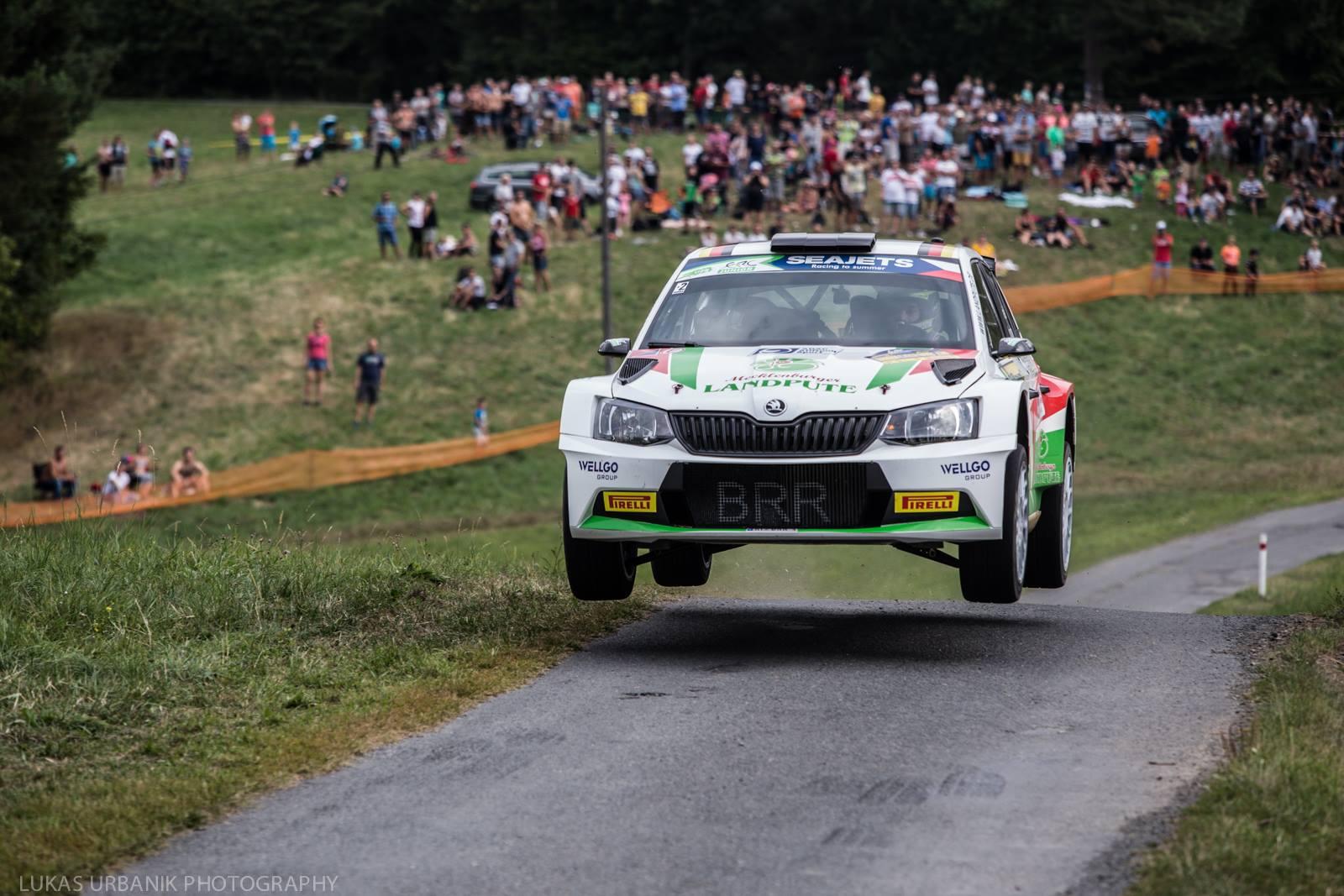 Barum Czech Rally Zlin 2017 Griebel