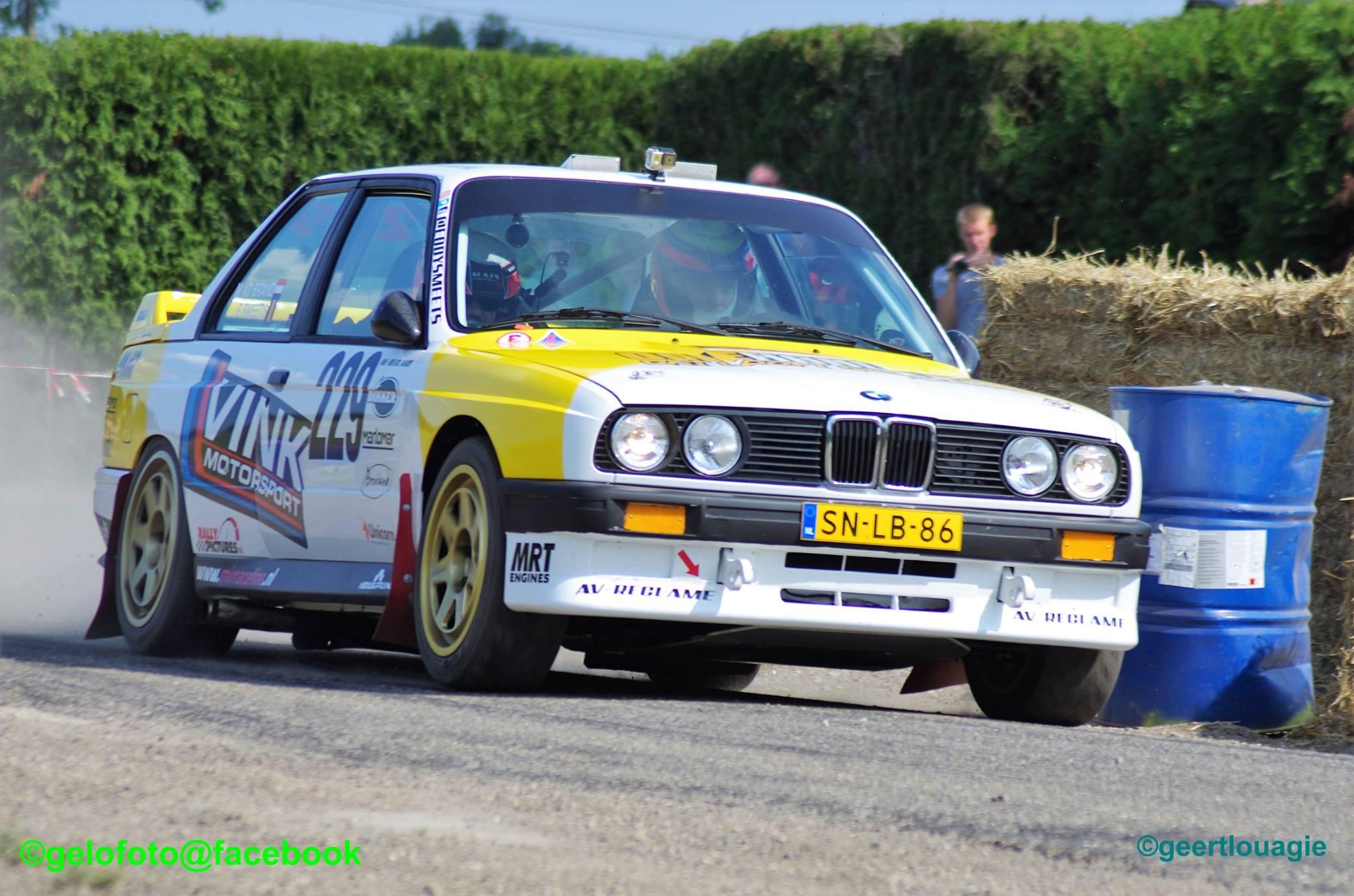 Short Rally van Kasterlee 2017 Van Den Brand