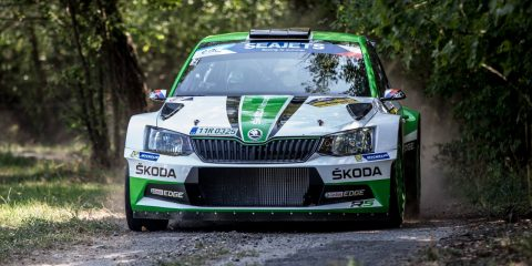 Barum Czech Rally Zlin 2017 Kopecky