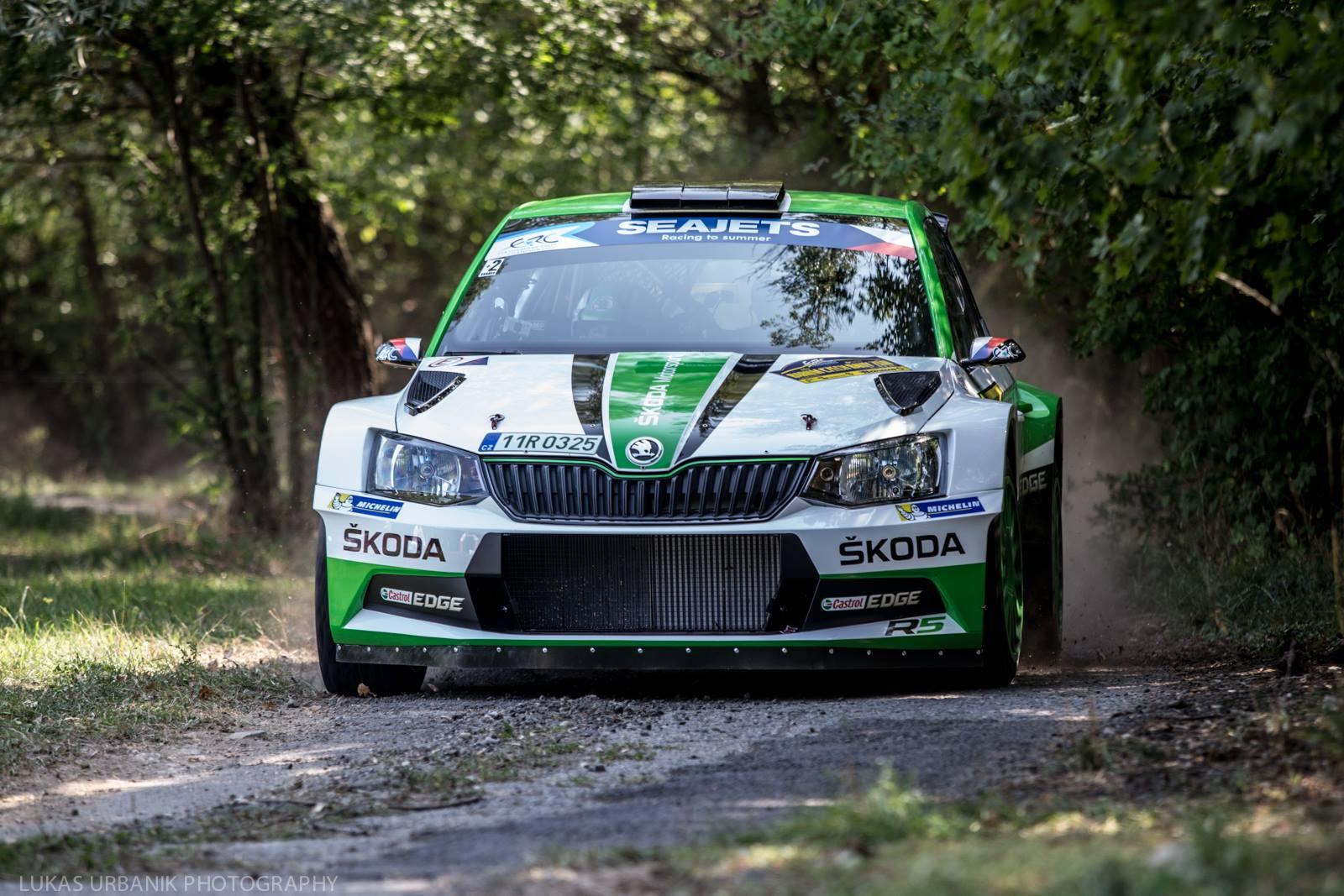 Barum Czech Rally Zlin 2017 Kopecky