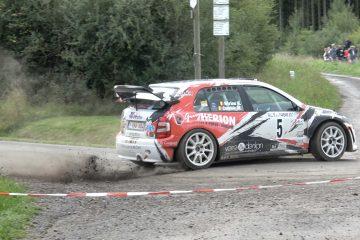 Vidéo du Rallye de la Famenne 2017