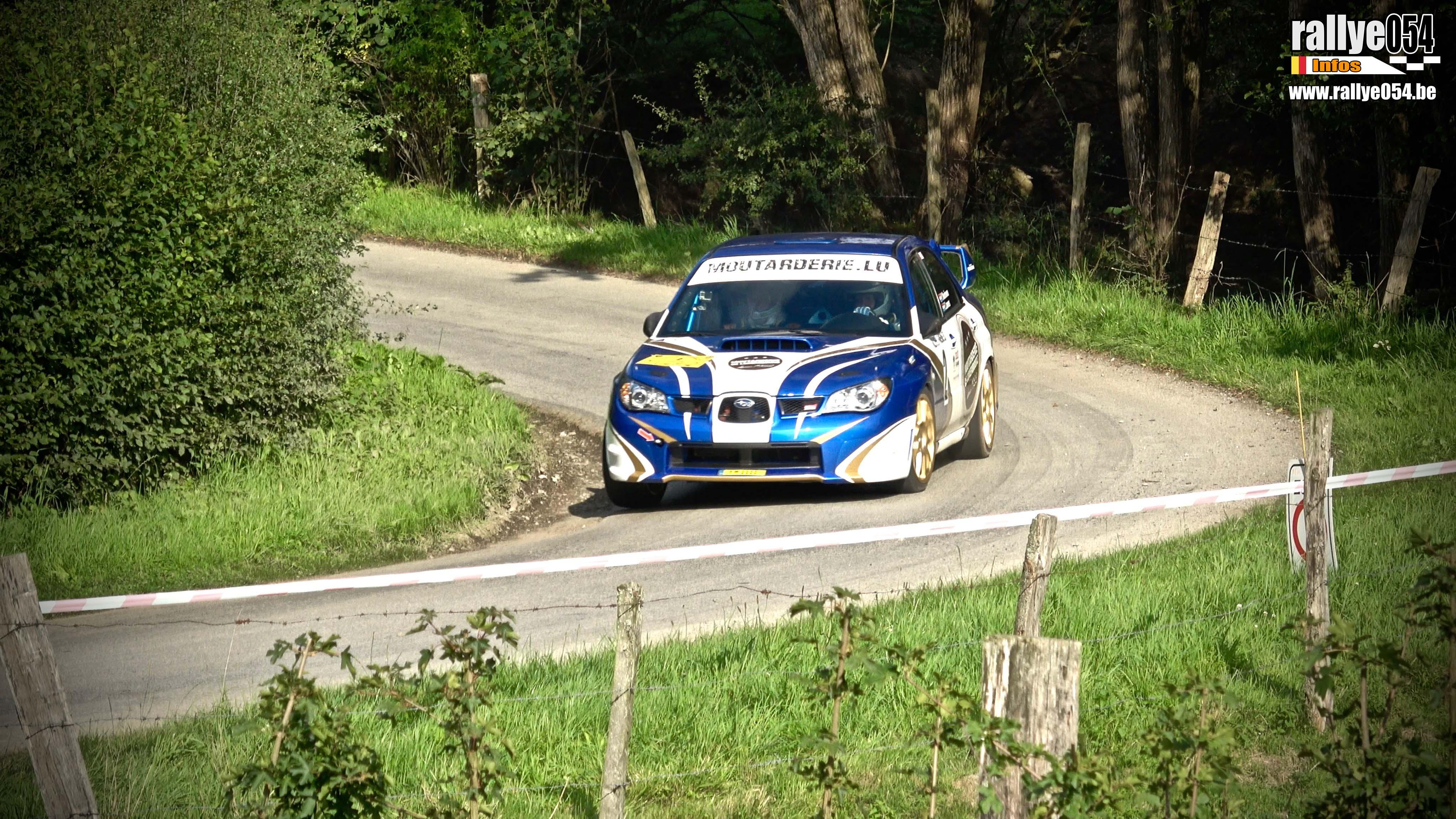 Rallye de la Famenne 2017 Munhowen