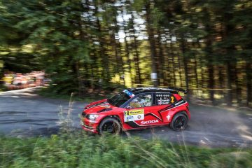 Barum Czech Rally Zlin 2017
