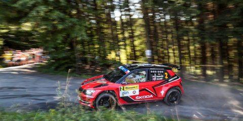 Barum Czech Rally Zlin 2017