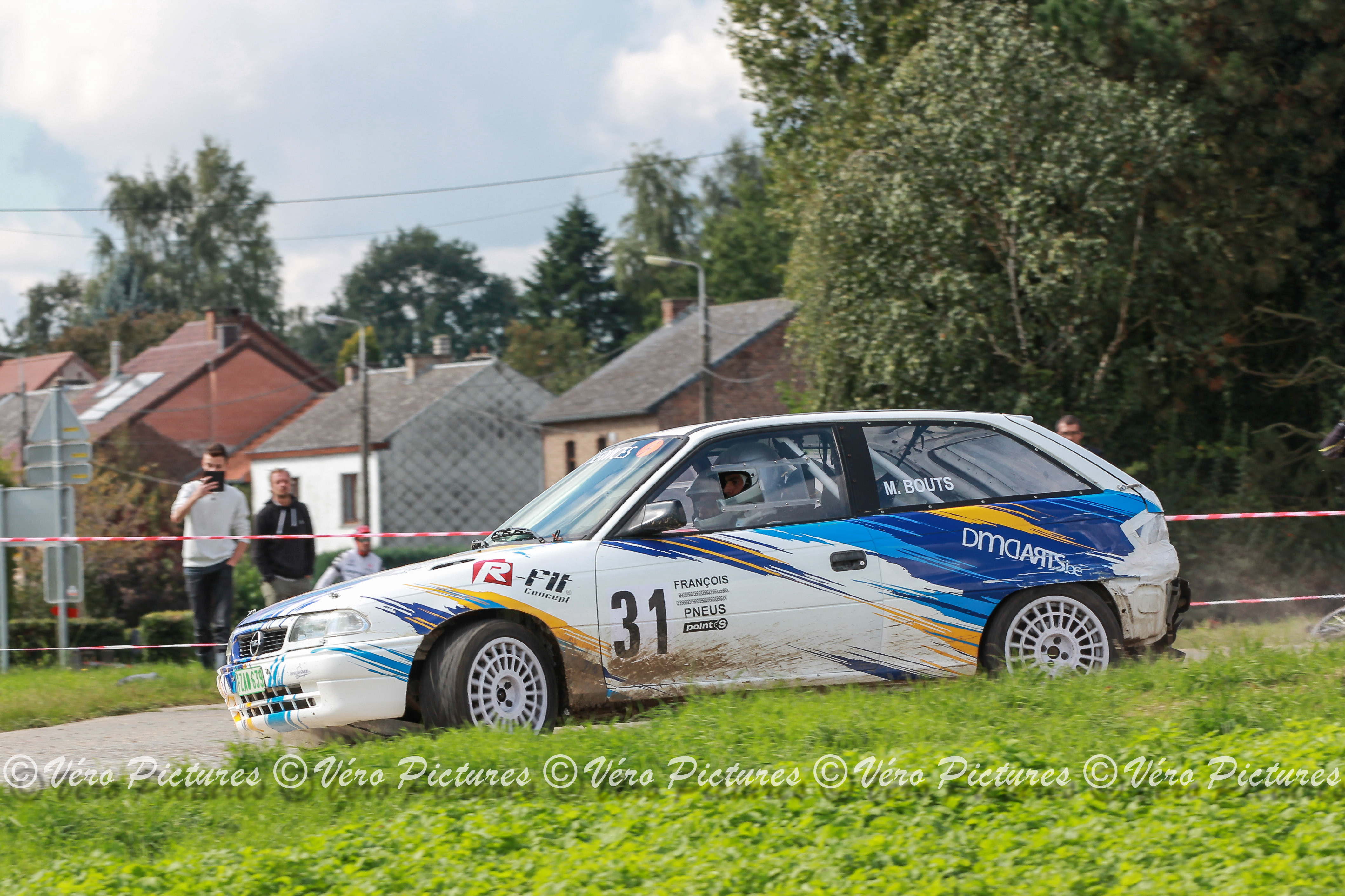Rallye Jean-Louis Dumont 2017 Bouts